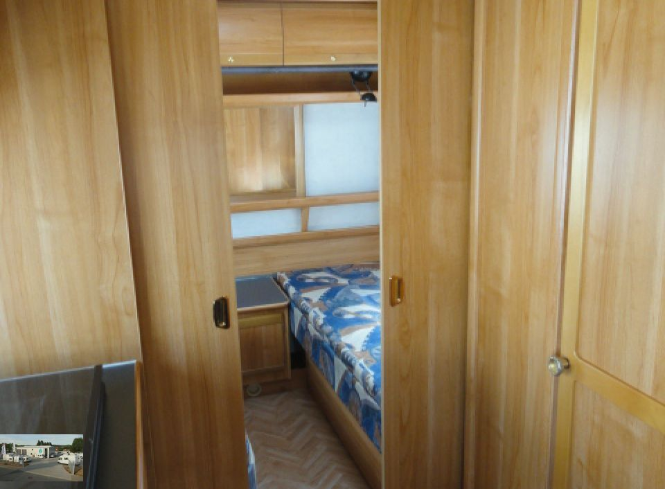 wilk stern 530 te als pickup camper in blomberg bei. Black Bedroom Furniture Sets. Home Design Ideas