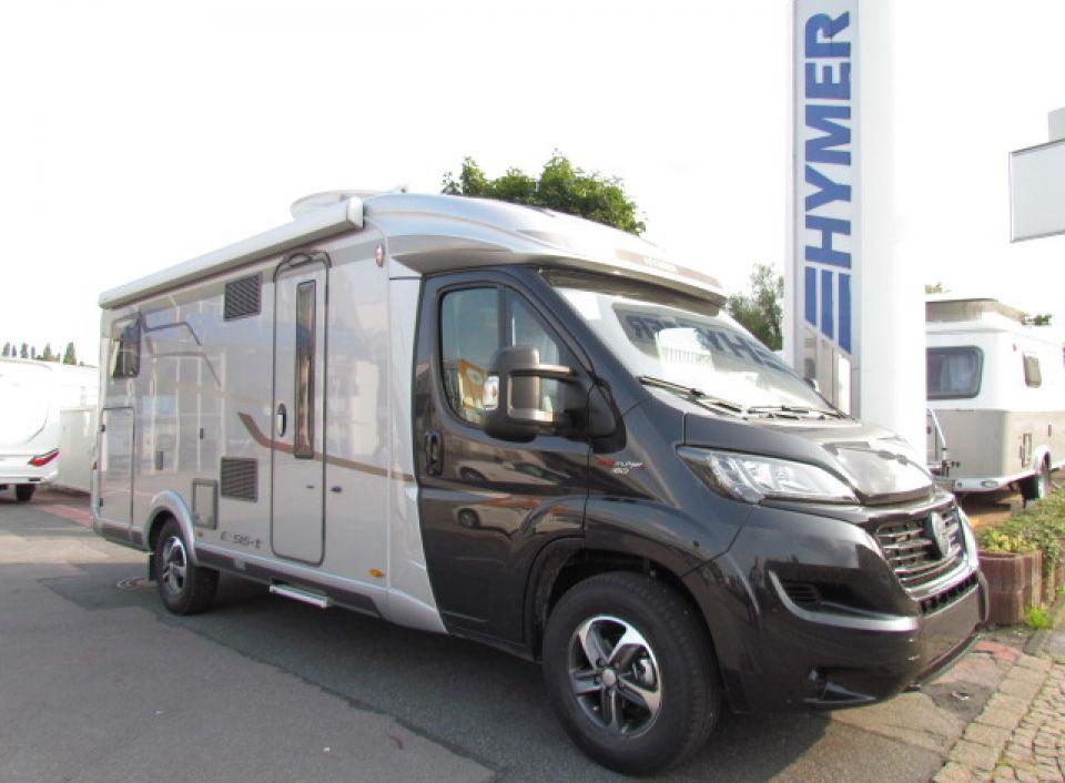 Hymer Exsis T 594 Facelift Als Teilintegrierter In M Lheim