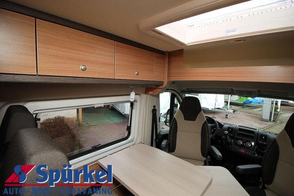 knaus boxstar street 600 mq als kastenwagen in bochum bei. Black Bedroom Furniture Sets. Home Design Ideas