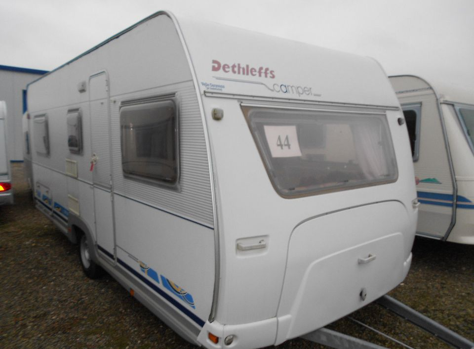 dethleffs camper 510 als pickup camper in adendorf bei. Black Bedroom Furniture Sets. Home Design Ideas