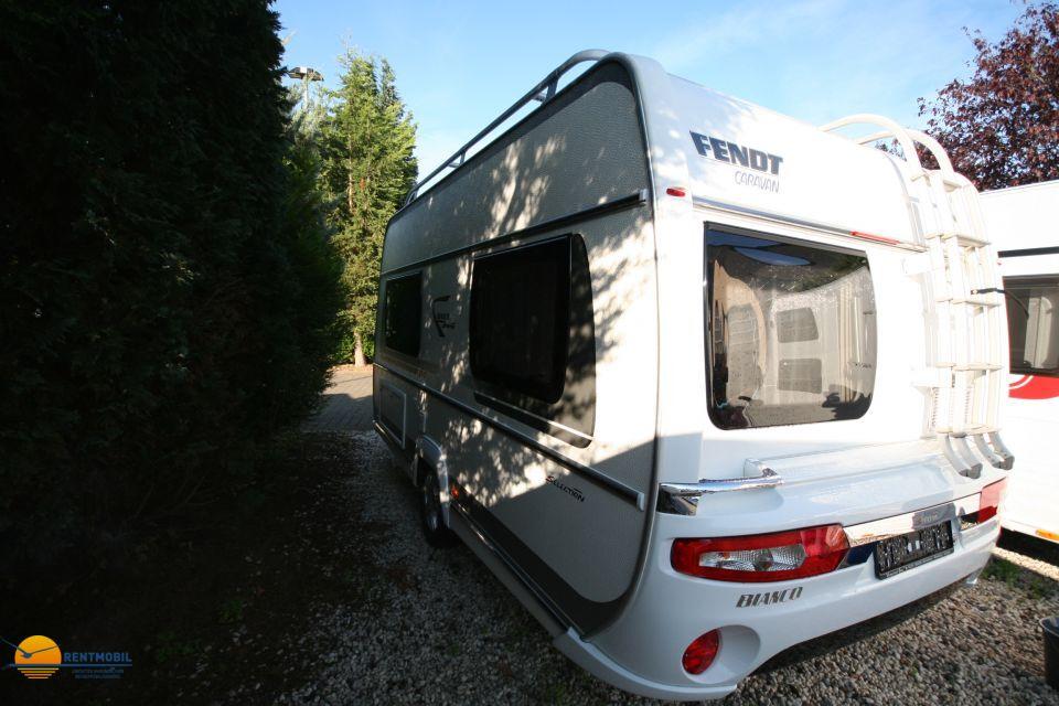 Fendt Bianco 390 Fh Als Pickup Camper In Wesseling Bei