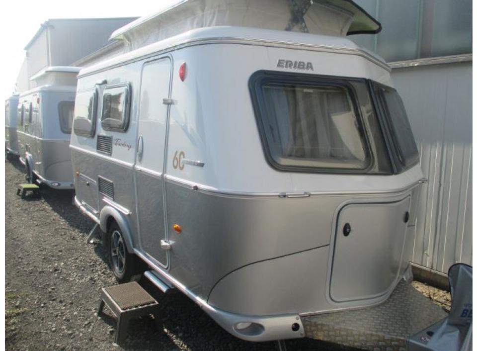 hymer eriba touring 430 60 edition als pickup camper in. Black Bedroom Furniture Sets. Home Design Ideas
