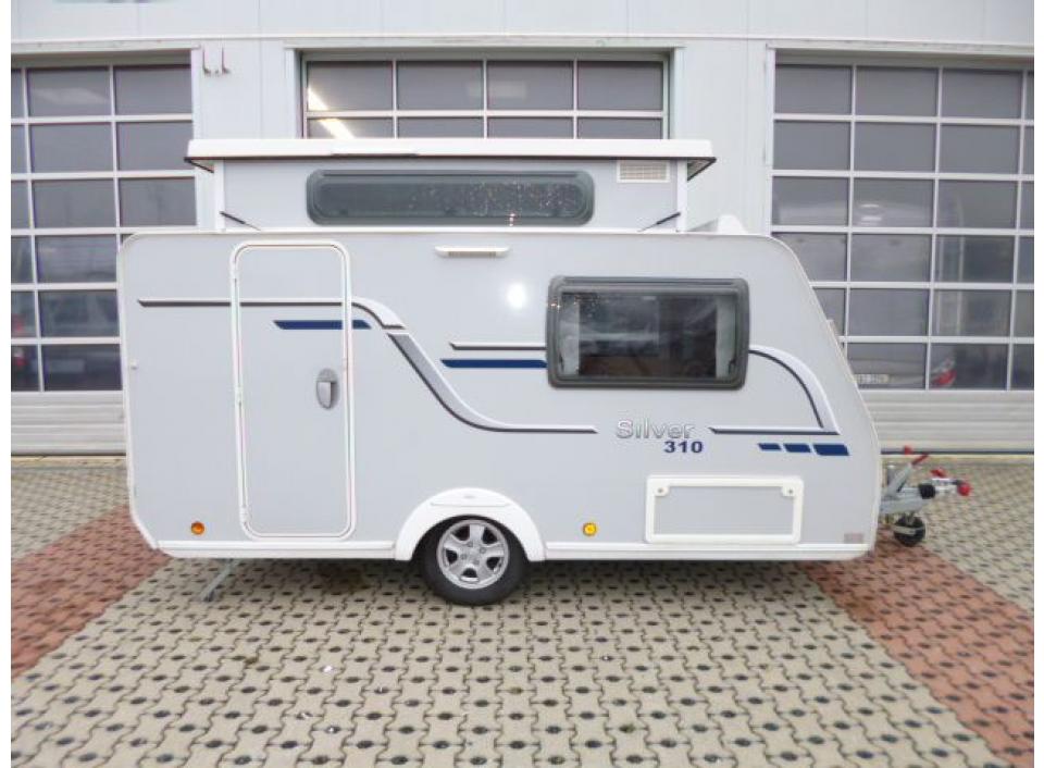 trigano silver 310 als pickup camper in fuldatal b kassel bei. Black Bedroom Furniture Sets. Home Design Ideas