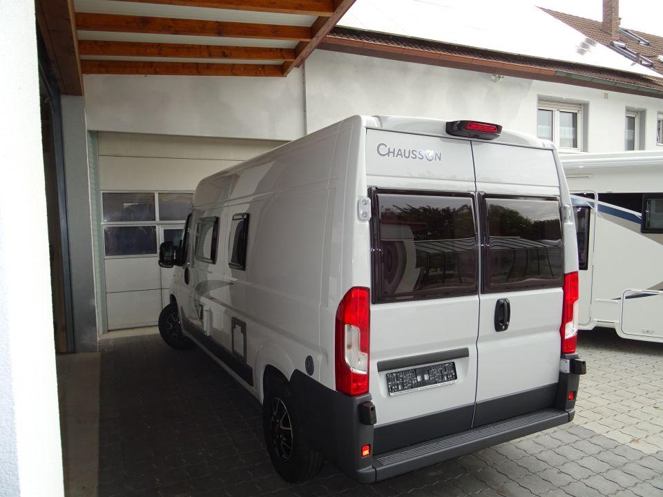 chausson twist v594 max start als kastenwagen in g nzburg. Black Bedroom Furniture Sets. Home Design Ideas