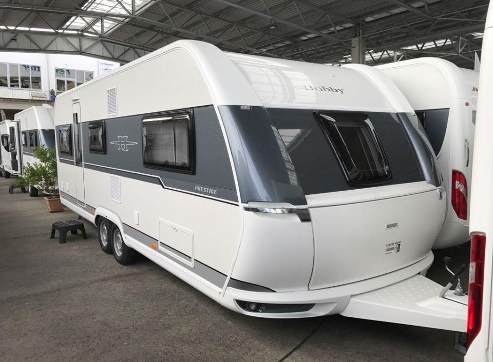 hobby prestige 650 umfe als pickup camper in sulzemoos bei. Black Bedroom Furniture Sets. Home Design Ideas