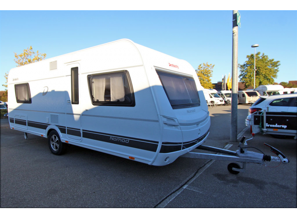 dethleffs nomad 540 re als pickup camper in engen bei. Black Bedroom Furniture Sets. Home Design Ideas