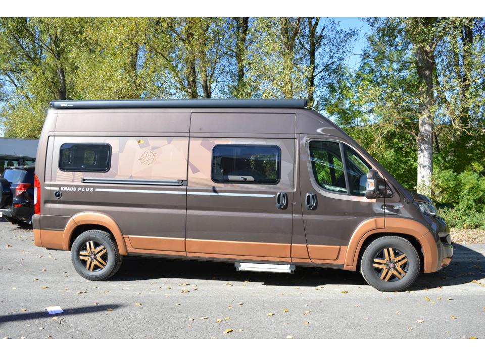 Knaus Boxstar Plus 600 Me Als Kastenwagen In Deisslingen