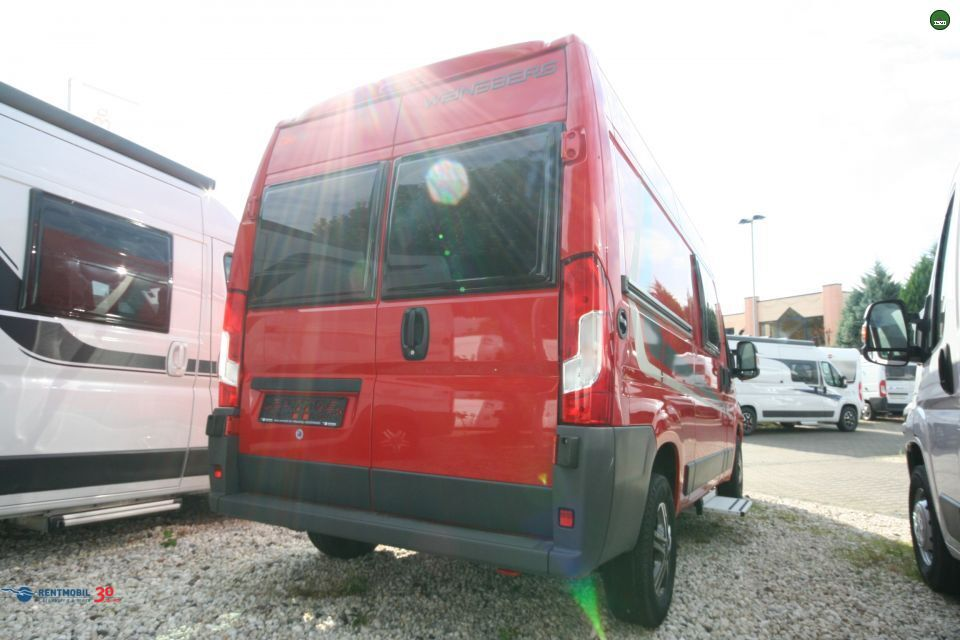 Weinsberg CaraBus 541 MQ Vollausstattung/Euro 6 - Bild 5