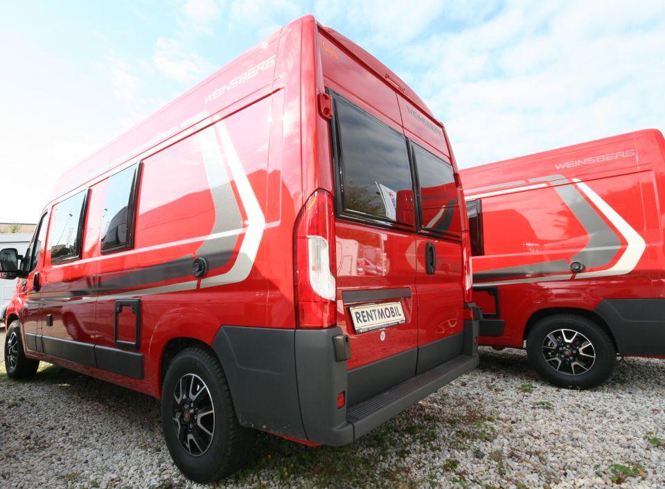 weinsberg carabus 601 mq als kastenwagen in wesseling bei. Black Bedroom Furniture Sets. Home Design Ideas