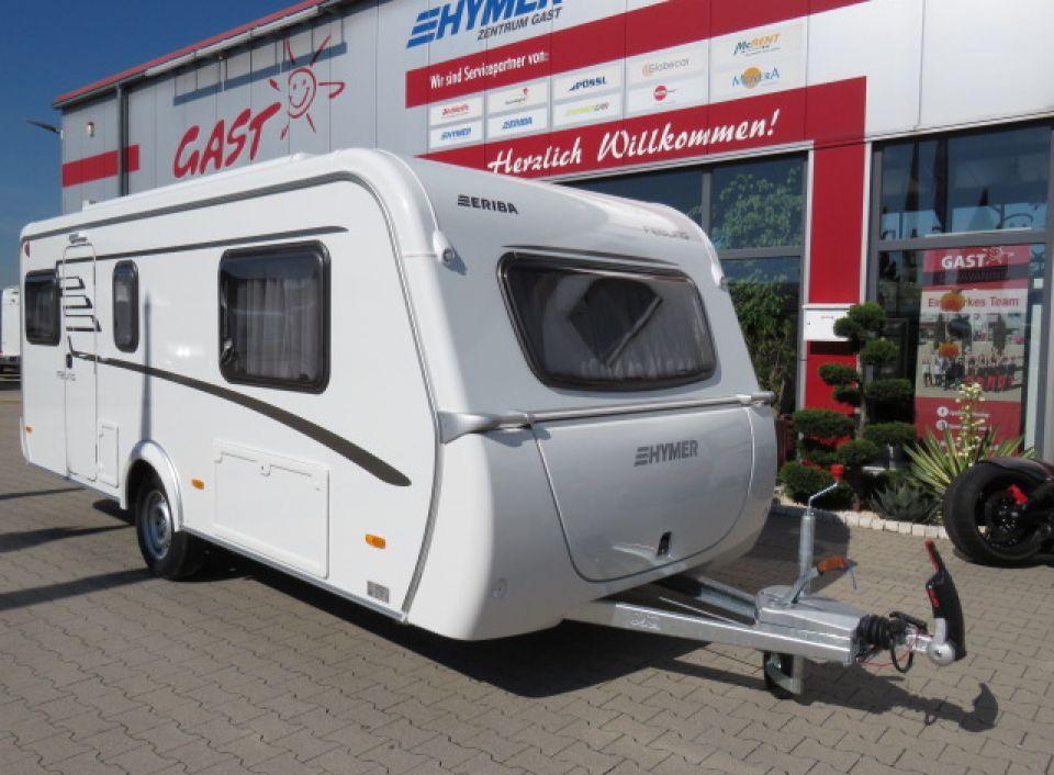 Hymer Eriba Feeling 470 Als Pickup Camper In Malsch