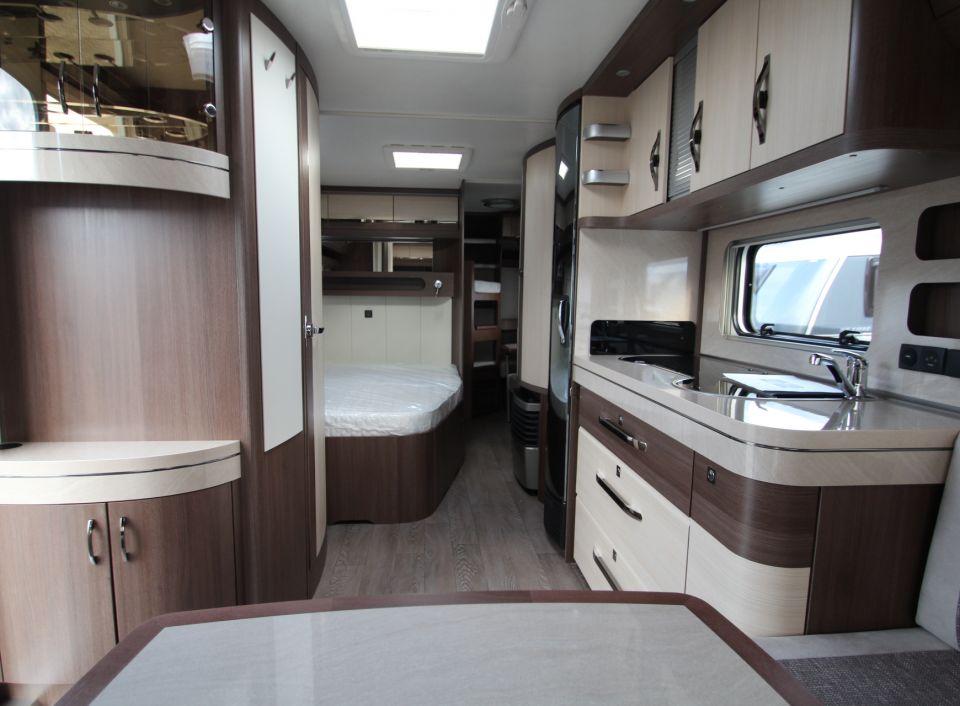 hobby prestige 650 kfu als pickup camper in harrislee bei. Black Bedroom Furniture Sets. Home Design Ideas