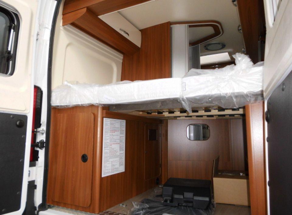 hobby vantana k 55 als kastenwagen in ascheberg bei. Black Bedroom Furniture Sets. Home Design Ideas