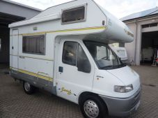Hymer Camp Swing 494
