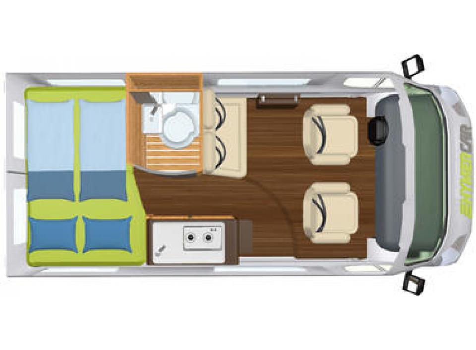 hymercar hymercar ayers rock als kastenwagen in bad urach. Black Bedroom Furniture Sets. Home Design Ideas