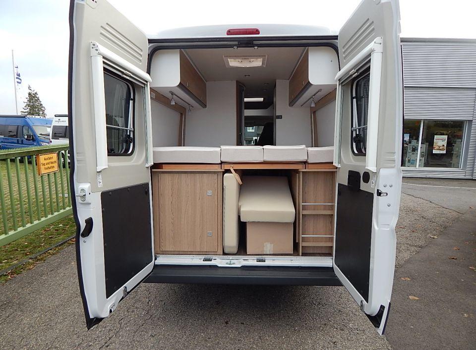 sunlight camper van cliff 640 als kastenwagen in remscheid bei. Black Bedroom Furniture Sets. Home Design Ideas
