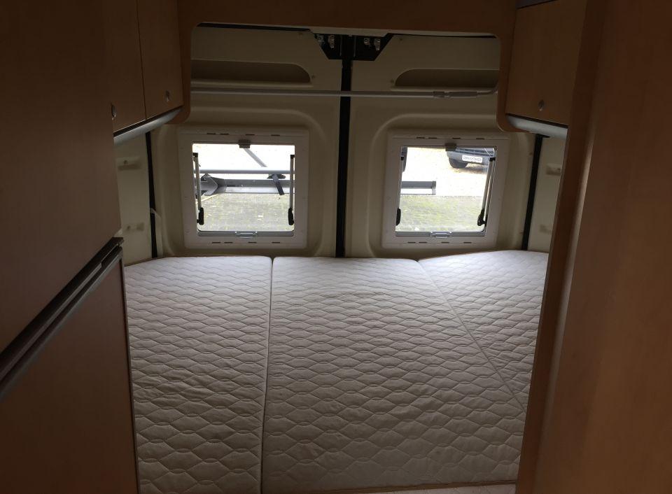 clever drive 600 als kastenwagen in bedburg hau bei. Black Bedroom Furniture Sets. Home Design Ideas