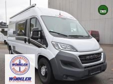 Malibu Van 600 DB 2 low-bed