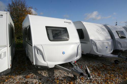 Knaus Sport 420 QD über 250 Lagerfahrzeuge
