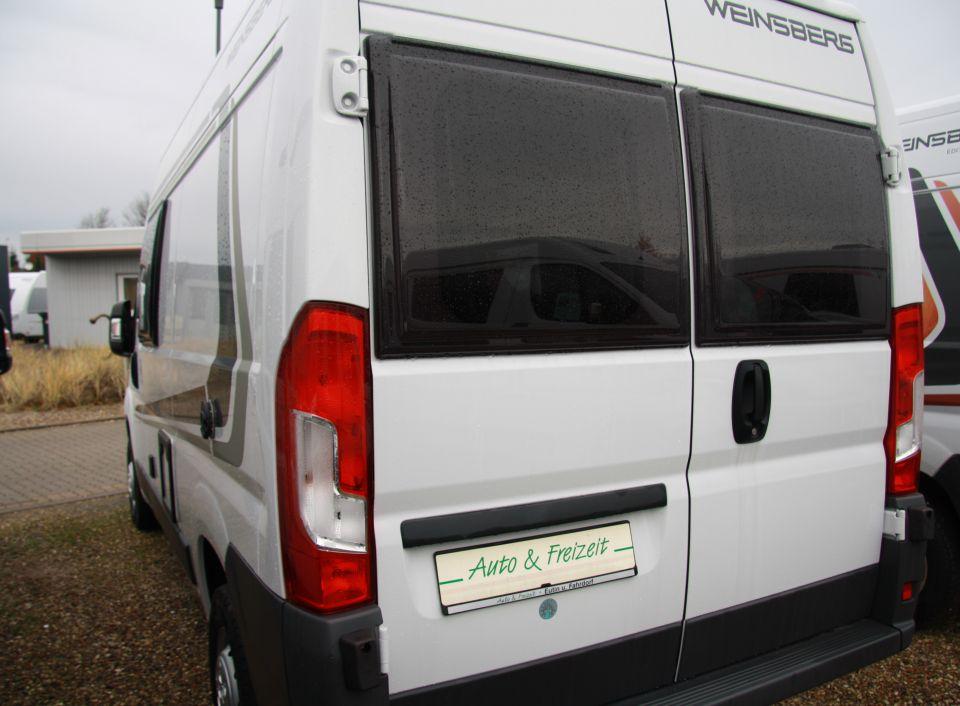 weinsberg carabus 541 mq als kastenwagen in eutin bei. Black Bedroom Furniture Sets. Home Design Ideas