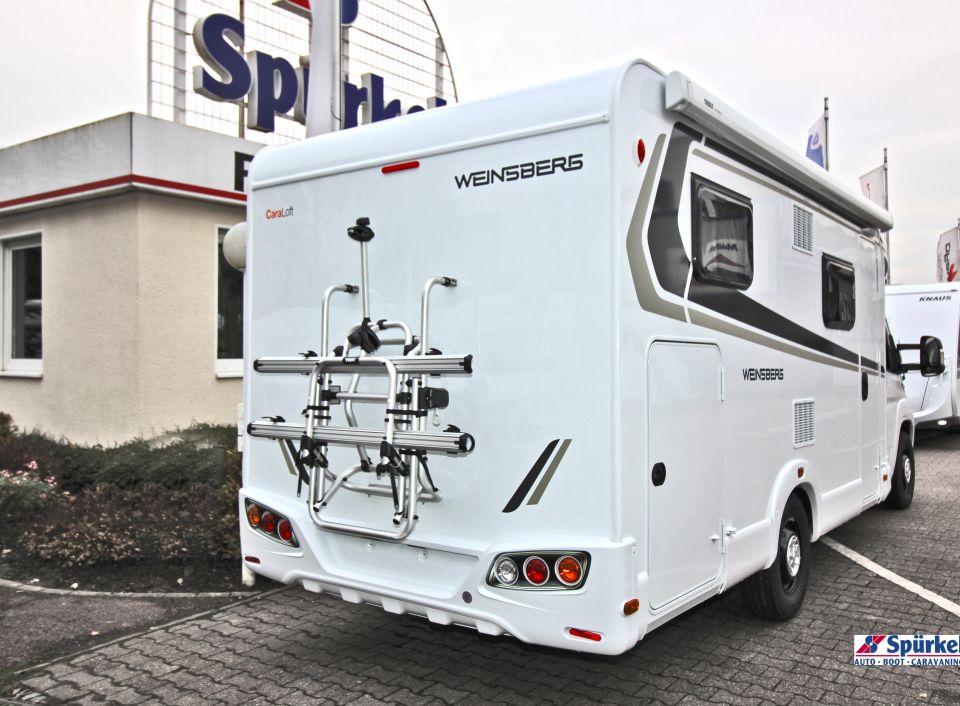Weinsberg Caraloft 650 Meg Als Teilintegrierter In Bochum
