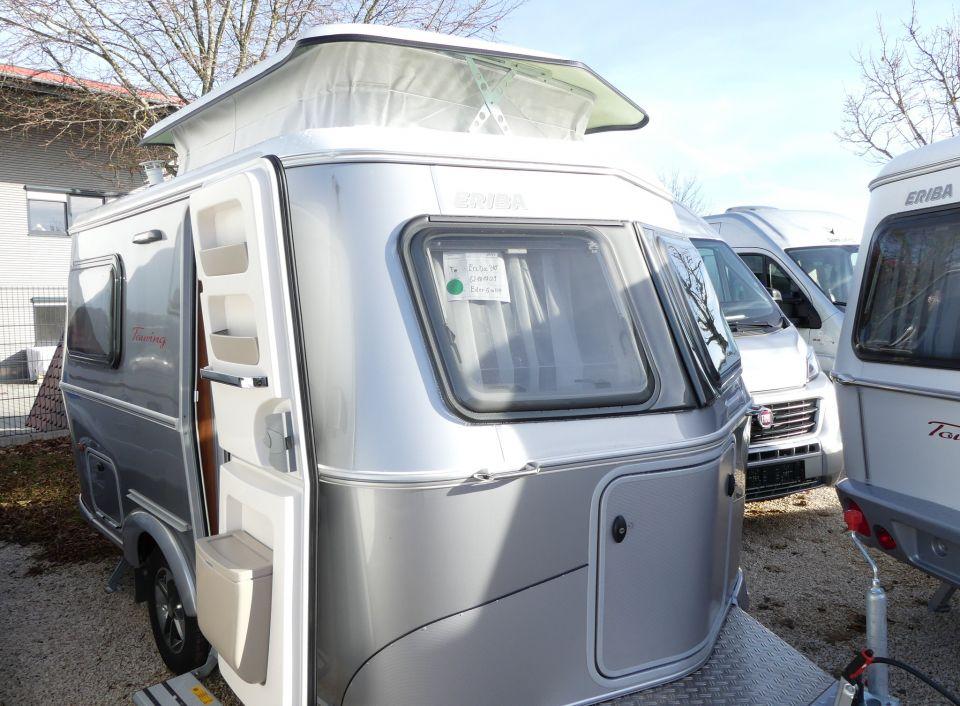 hymer eriba touring familia 310 gt als pickup camper in. Black Bedroom Furniture Sets. Home Design Ideas