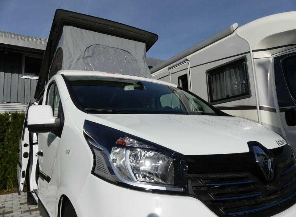 adria active active als kastenwagen in bad urach. Black Bedroom Furniture Sets. Home Design Ideas