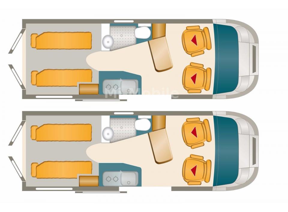 karmann mobil dexter 600 als kastenwagen in remshalden. Black Bedroom Furniture Sets. Home Design Ideas