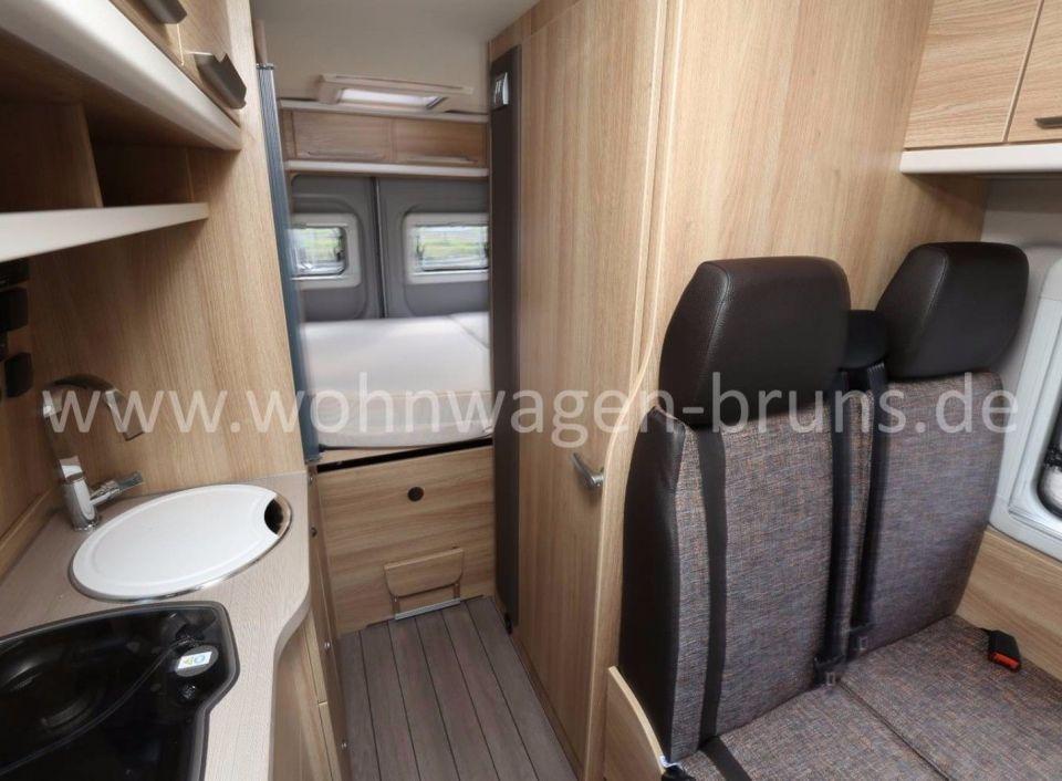 knaus boxstar street 600 mq als kastenwagen in cloppenburg bei. Black Bedroom Furniture Sets. Home Design Ideas
