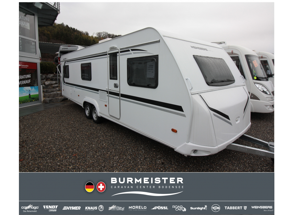 weinsberg caraone 740 udf ice edition als pickup camper in. Black Bedroom Furniture Sets. Home Design Ideas