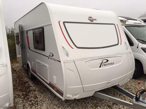 Bürstner Premio 460 TS Modell 2018