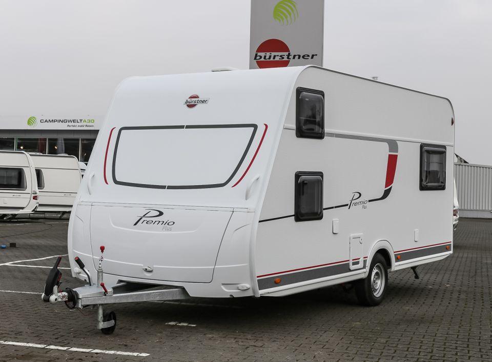 b rstner premio plus 440 tk als pickup camper in rheine. Black Bedroom Furniture Sets. Home Design Ideas