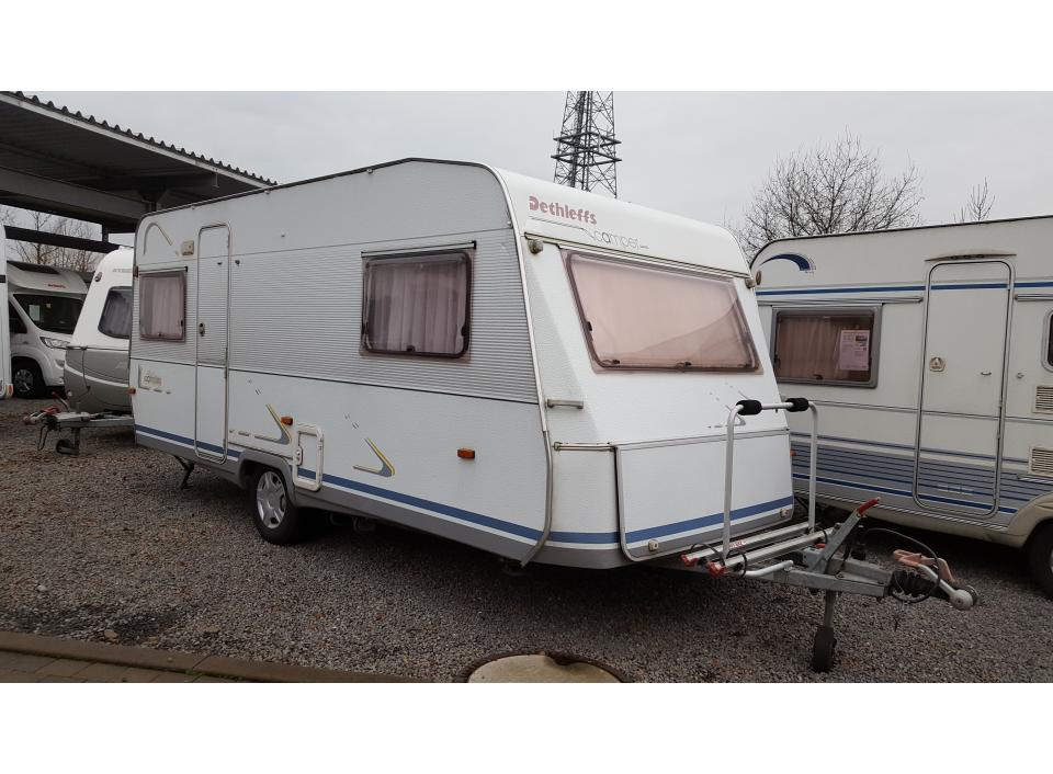 dethleffs camper 480 tk als pickup camper in bremen bei. Black Bedroom Furniture Sets. Home Design Ideas