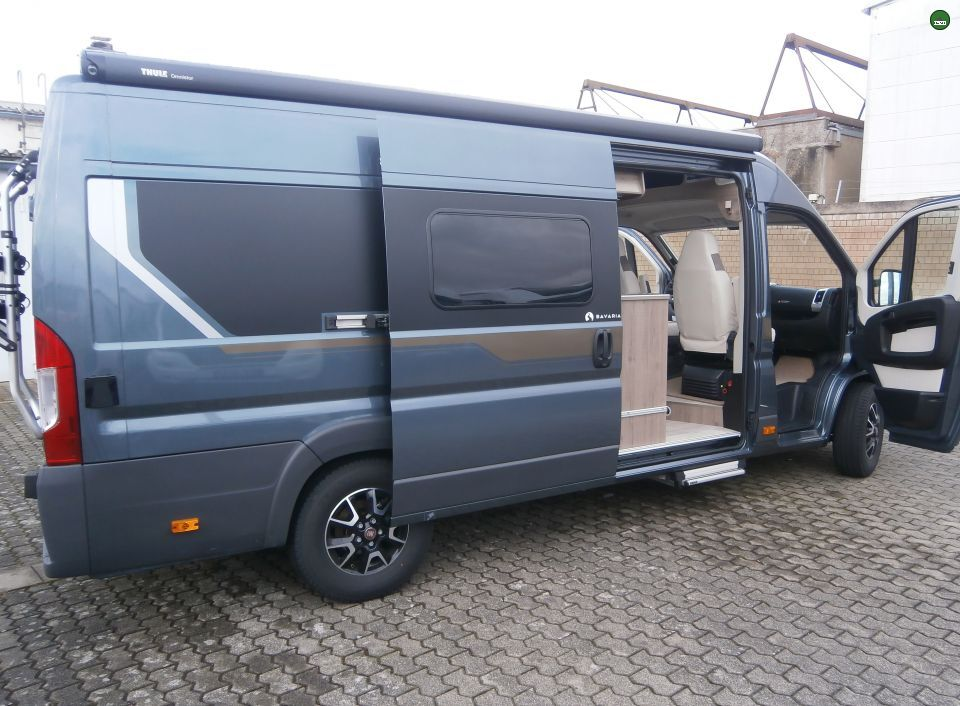 bavaria bavaria kastenwagen als pickup camper in saarlouis. Black Bedroom Furniture Sets. Home Design Ideas