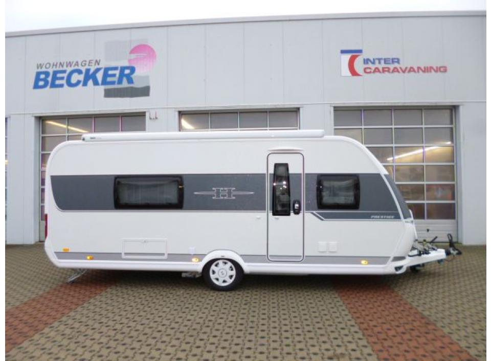 Hobby Prestige 560 Wlu Als Pickup Camper In Fuldatal B Kassel Bei