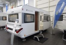 Hymer Eriba Exciting<br/>445