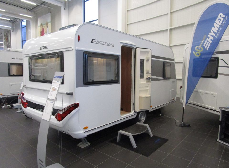 Hymer Eriba Exciting 445 - Bild 1