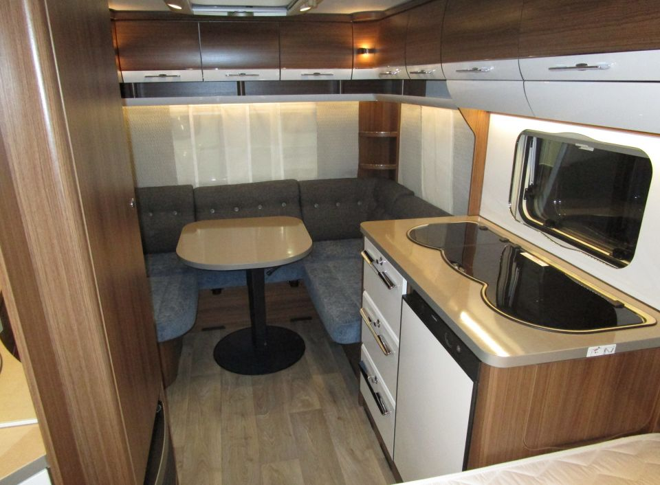 Hymer Eriba Exciting 445 - Bild 8