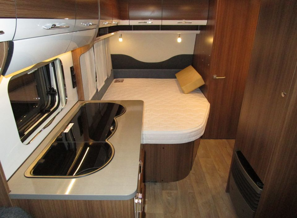Hymer Eriba Exciting 445 - Bild 9