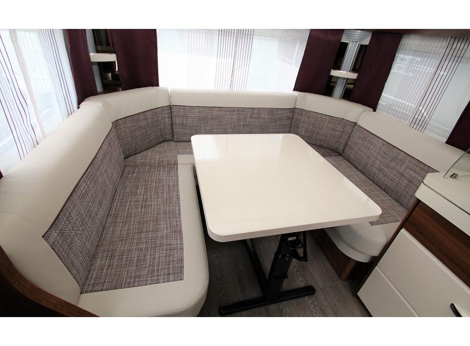 hobby 50 years edition caravans 540 ul als pickup camper. Black Bedroom Furniture Sets. Home Design Ideas