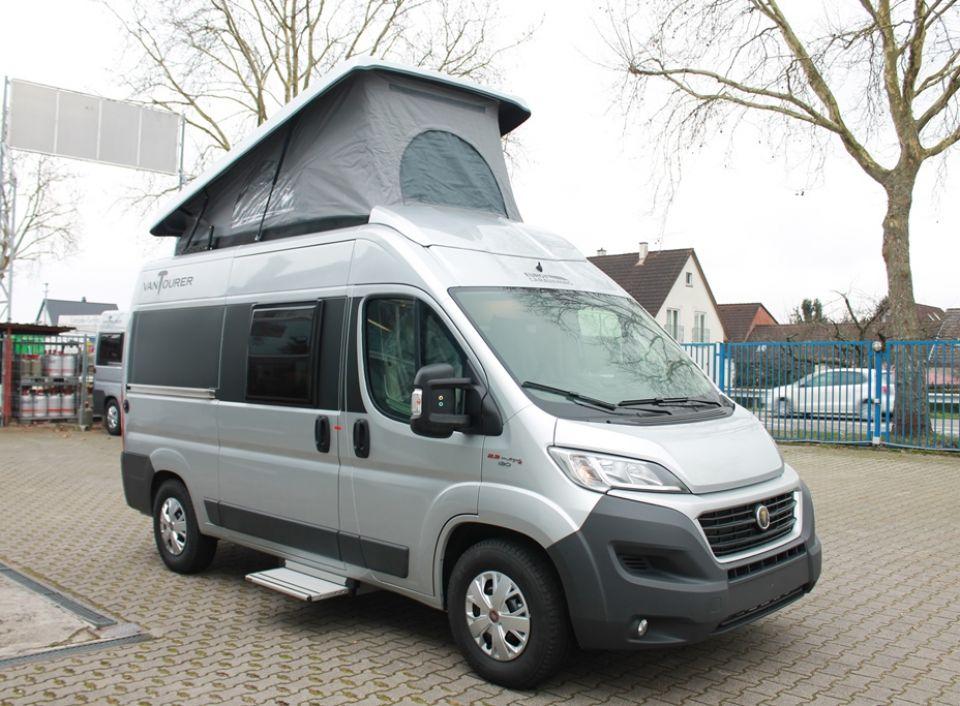 vantourer vantourer 540 als kastenwagen in durmersheim bei. Black Bedroom Furniture Sets. Home Design Ideas