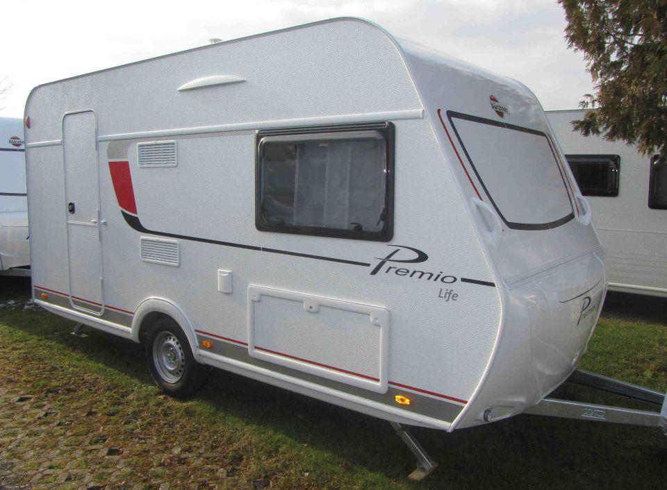 b rstner premio life 420 ts als pickup camper in fuldatal. Black Bedroom Furniture Sets. Home Design Ideas