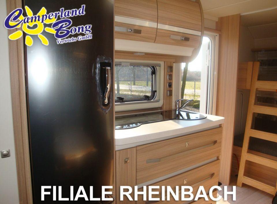 Fendt Bianco Activ 550 Kmg Als Pickup Camper In Rheinbach