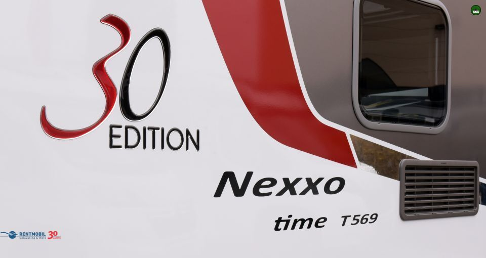 Bürstner Nexxo Time T 569 Edition 30 160PS aus 2018 mit Navi uvm - Bild 3
