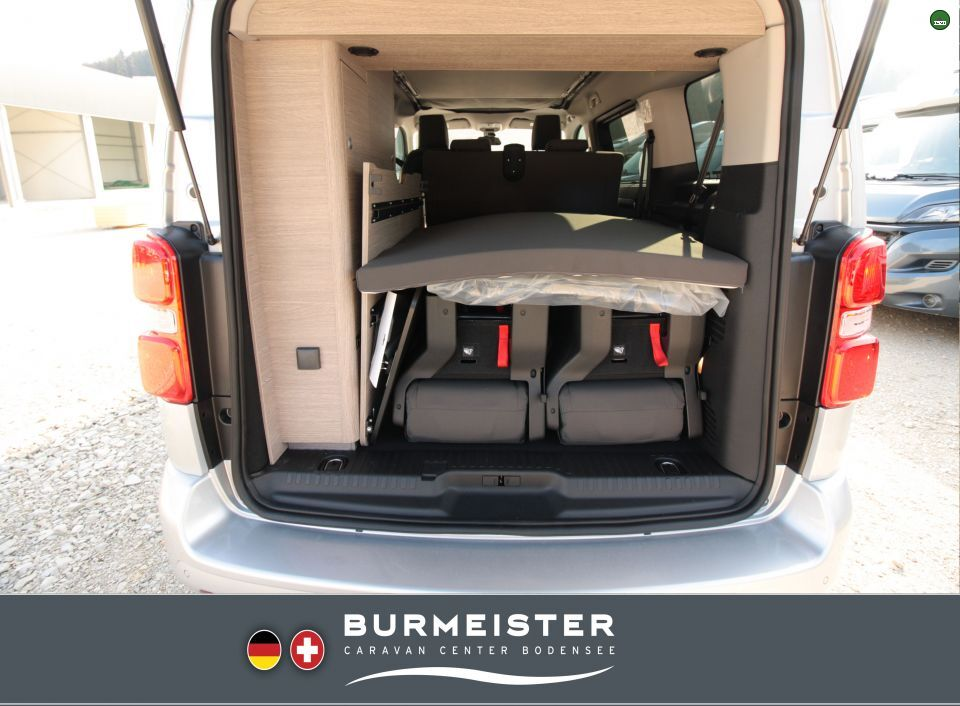 p ssl campster campster als kastenwagen in bodman ludwigshafen bei. Black Bedroom Furniture Sets. Home Design Ideas