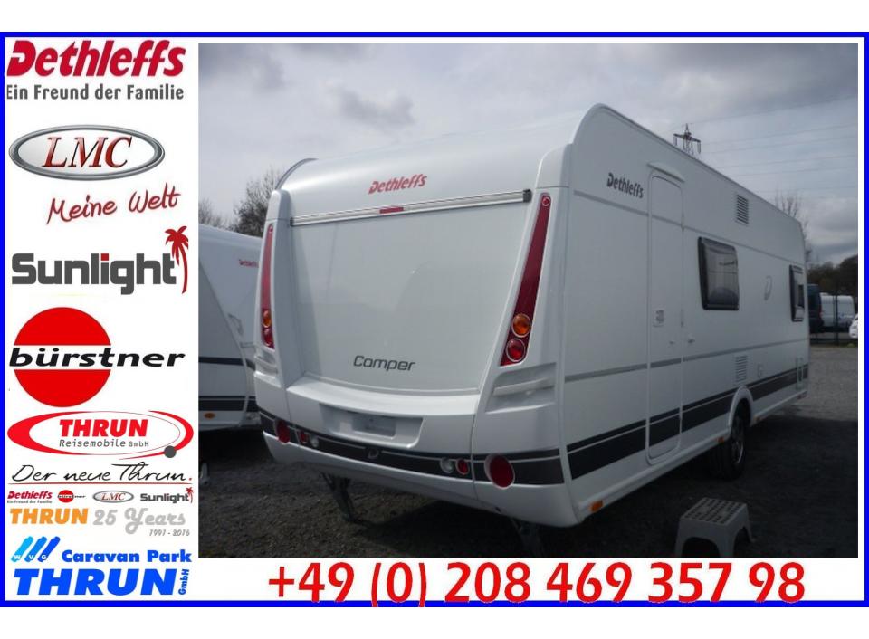 dethleffs camper 560 fmk als pickup camper in m lheim an der ruhr bei. Black Bedroom Furniture Sets. Home Design Ideas