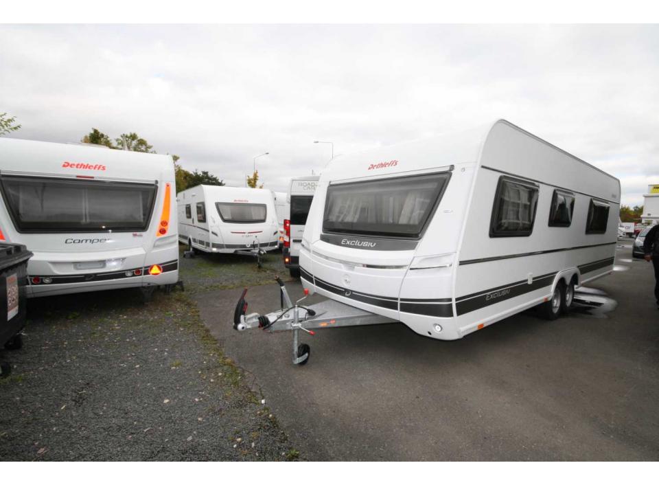 Dethleffs Exclusiv 650 Ret Als Pickup Camper In Wiesbaden Bei