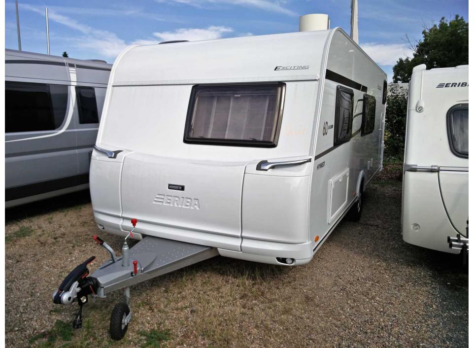 Wohnwagen Etagenbett Sicherung : Hymer eriba exciting 560 als pickup camper in hochdorf assenheim bei