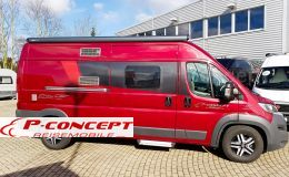 Bürstner City Car C 600 *Reisefertig 2021*