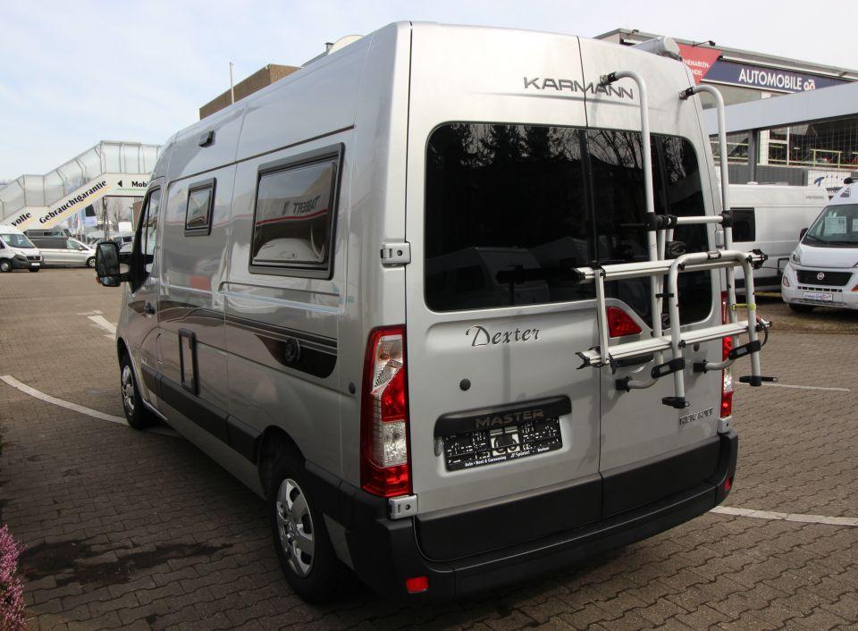 Karmann Mobil Dexter Go 540 Als Kastenwagen In Bochum Bei