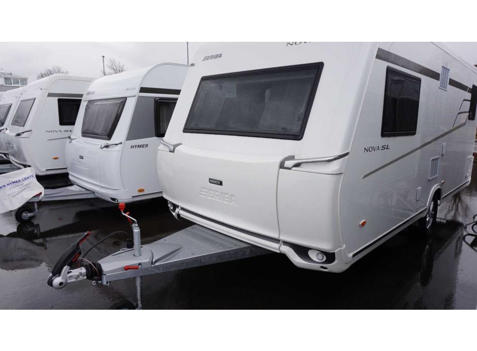 hymer eriba nova sl 485 als pickup camper in sindelfingen. Black Bedroom Furniture Sets. Home Design Ideas